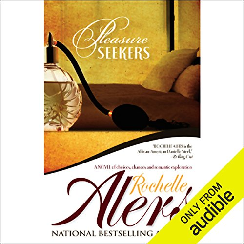 Pleasure Seekers audiobook cover art