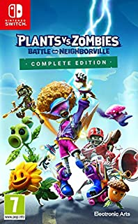 Plants vs. Zombies: Battle for Neighborville Complete Edition (Nintendo Switch) (B08CLD2Z4K) | Amazon price tracker / tracking, Amazon price history charts, Amazon price watches, Amazon price drop alerts