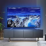 TV LED Backlights, 1M/3.3ft RGB LED Strip Lights with RF Remote Controller for 24-60 inch TV, 16 Colors and 4 Dynamic...