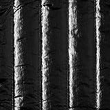 Steppstoff Edler Glanz – schwarz — Meterware ab 0,5m