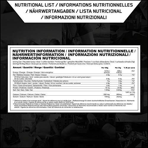 Optimum Nutrition Casein Protein Chocolate Supreme, 1er Pack (1 x 1818 g) - 6