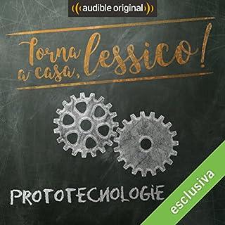 Prototecnologie copertina