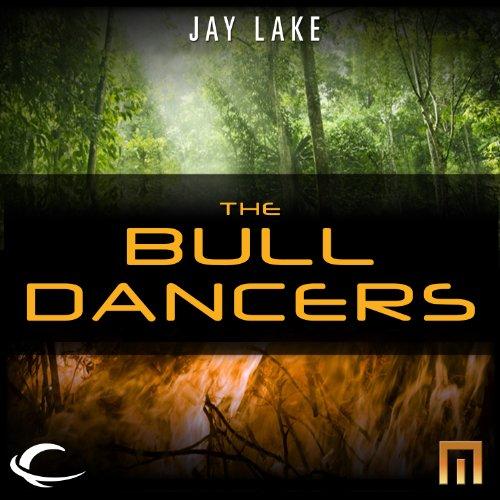 The Bull Dancers audiobook cover art