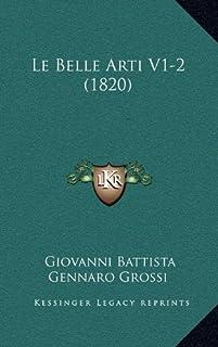 Le Belle Arti V1-2 (1820)