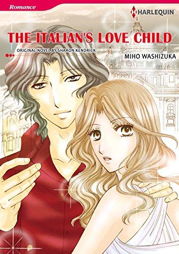 The Italian's Love-Child: Harlequin comics (English Edition)