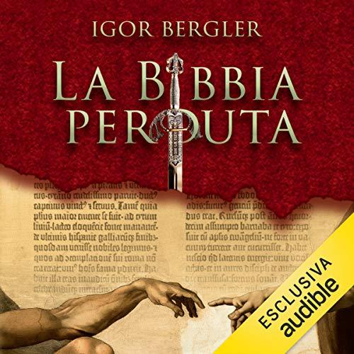 La bibbia perduta copertina