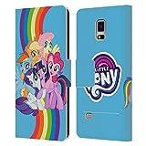 Head Case Designs sous Licence Officielle My Little Pony Groupe Art Personnage Coque en Cuir à...