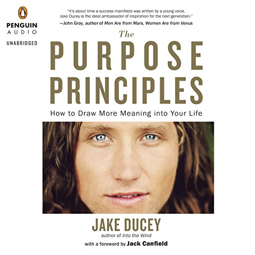 The Purpose Principles audiobook cover art