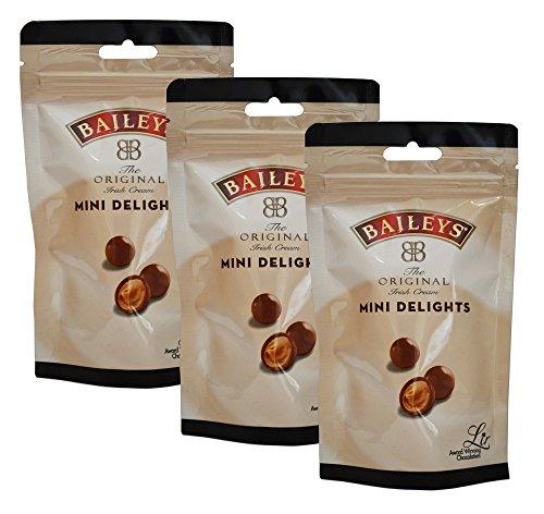 Baileys Die Original Irish Cream Mini Delights - Milchschokoladentrüffel 102G x 3 Packungen