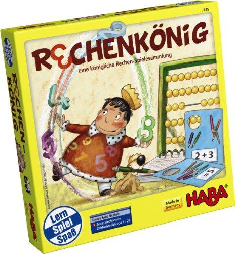 HABA 7145 - Rechenkönig Lernspiel