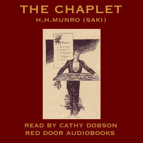 The Chaplet audiobook cover art