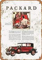 Packard ティンサイン ポスター ン サイン プレート ブリキ看板 ホーム バーために