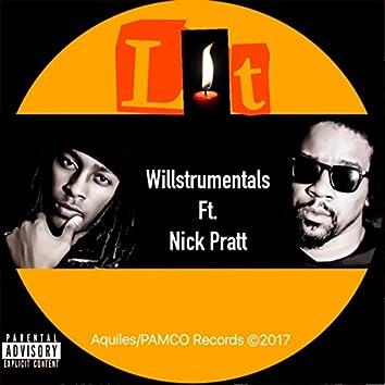 Lit (Willstrumentals Wednesdays)