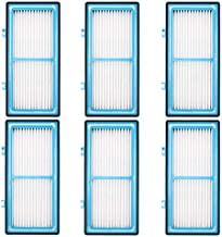 Replacement HAPF30AT HEPA Filters for Holmes AER1 Type Total Air Purifier filter Replacement for Holmes Aer1 Series , Replacement Parts # HAPF300AH-U4R, HAP242-NUC (6 HEPA True Filter Replacement )