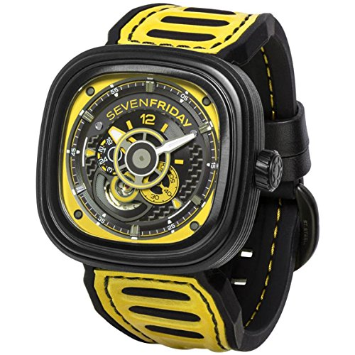 Sevenfriday P3B/03 Racing Team Yellow P3B/03