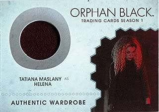 Orphan Black Season 1 M04 Costume Wardrobe Card Tatiana Maslany as Helena