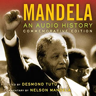 Mandela: An Audio History audiobook cover art