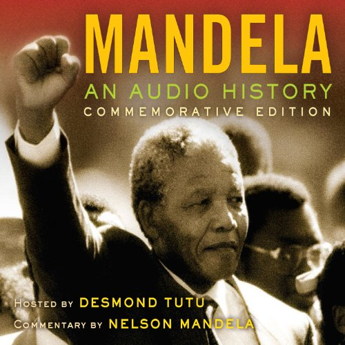 Couverture de Mandela: An Audio History