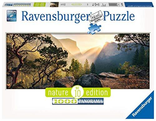 Ravensburger Nature Edition - Il Parco Yosemite Panorama Puzzle, 1000 Pezzi