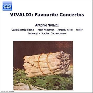 VIVALDI: Favourite Concertos