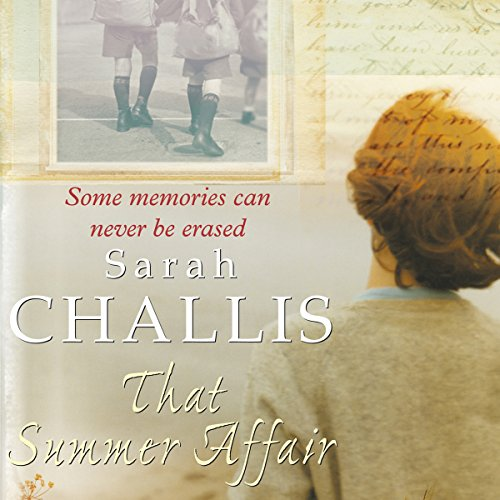 That Summer Affair audiobook cover art