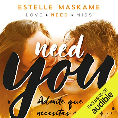 Couverture de Need You (Spanish edition)