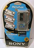 SONY M-455 Microcassette Recorder Value Pack (SONY M455)