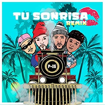 Tu Sonrisa (Remix) [feat. Rich Lui & Manes del Asis]
