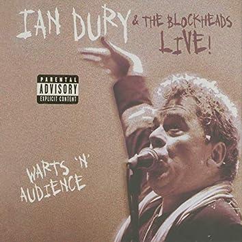 Live! Warts 'n' Audience...Plus!