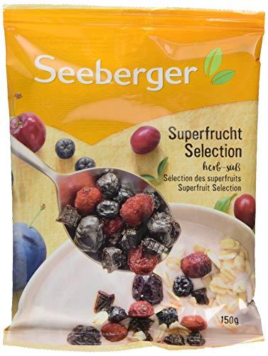 Seeberger Superfrucht Selection, 13er Pack (13 x 150 g)