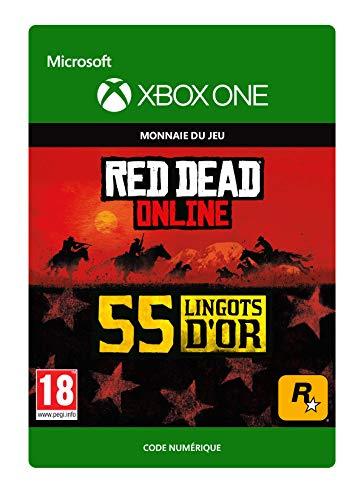 Red Dead Redemption 2 55 Gold Bars | Xbox One – Code jeu à télécharger