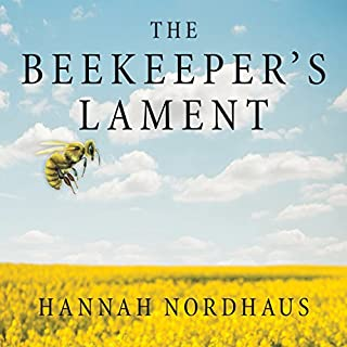 The Beekeeper's Lament audiobook cover art