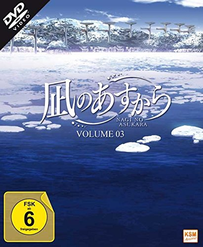 Nagi no Asukara - Volume 3: Episode 12-16 [DVD]