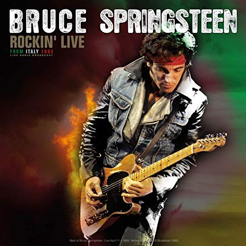 Best of Rockin Live from Italy 1993 - CD