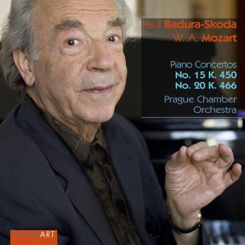 Prague Chamber Orchestra & Paul Badura-Skoda