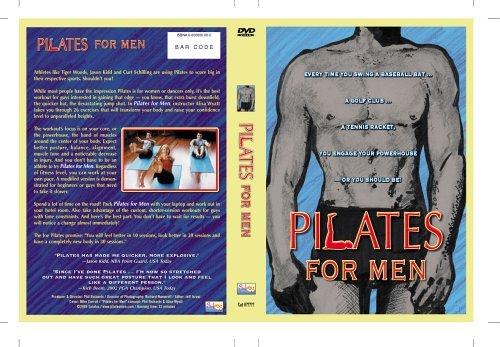 Pilates for Men DVD