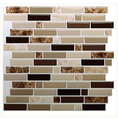 Outstanding Bathroom Wall Tiles Amazon Com Beutiful Home Inspiration Ommitmahrainfo