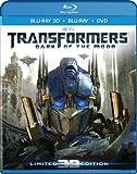Transformers: Dark of the Moon (Blu-ray/DVD, 2012, 4-Disc Set) w/ LENTI Slip