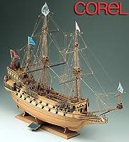 木製帆船模型 コーレル SM17 ラ・クロン