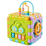 Toyvelt Activity Cube for Toddle...