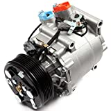 SCITOO CO 10541AC AC Compressor 1997 1998 1999 2000 2001 Fit for H-onda Prelude 2.2L 2001 for H-onda Civic for A-cura EL 1.7L