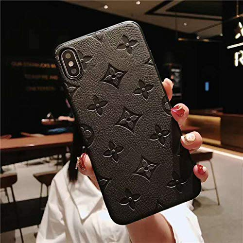 Luxury Designer Fashion case Cover for Apple iPhone (Grey, iPhone Xr 6.1')