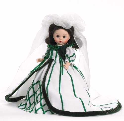 Madame Alexander Dolls Return to Tara Scarlett, 8', Gone with The Wind, Hollywood Collection