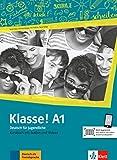 Klasse! a1, libro del alumno con audio y video: Kursbuch A1 mit Audios und Videos online: Vol. 1