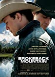POSTERS Brokeback Mountain Film Mini-Poster 28 cm x43cm