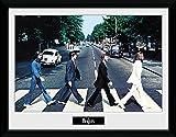 GB Eye Gerahmtes Foto The Beatles Abbey Road, 40x30cm