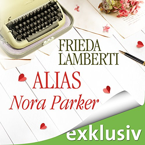 Alias Nora Parker audiobook cover art