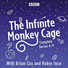 The Infinite Monkey Cage - Series 6, 7, 8, And 9