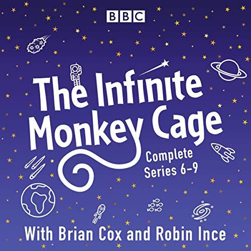 Infinite Monkey Cage, Series 6, 7, 8, and 9 Titelbild