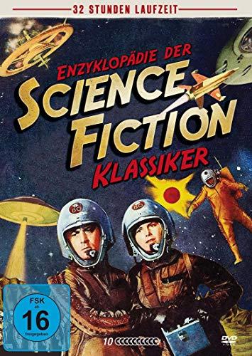 Enzyklopädie der Science Fiction Klassiker [10 DVDs]